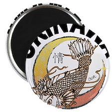 Okinawa Koi Magnets