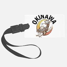 Okinawa Koi Luggage Tag
