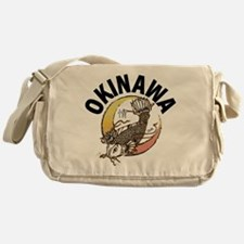Okinawa Koi Messenger Bag
