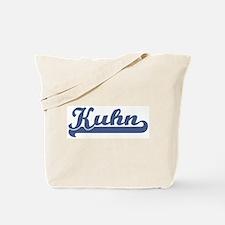 Kuhn (sport-blue) Tote Bag
