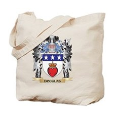 Douglas Coat of Arms - Family Crest Tote Bag