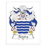 Tavora Family Crest Small Poster
