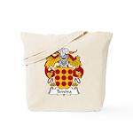 Taveira Family Crest Tote Bag