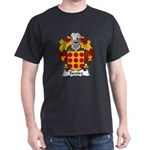 Taveira Family Crest Dark T-Shirt
