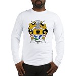 Taques Family Crest Long Sleeve T-Shirt