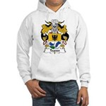 Taques Family Crest Hooded Sweatshirt
