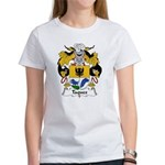 Taques Family Crest Women's T-Shirt