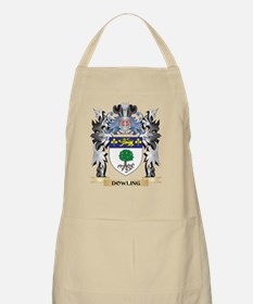 Dowling Coat of Arms - Family Crest Apron