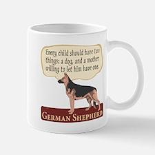 Every Child - German Shepherd Mug