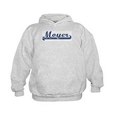 Moyer (sport-blue) Hoodie