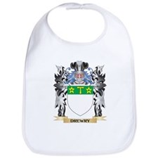 Drewry Coat of Arms - Family Crest Bib