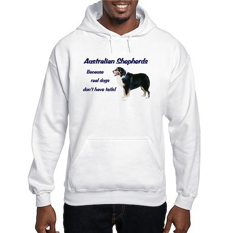 No Tail Hooded Sweatshirt