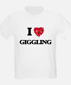 I love Giggling T-Shirt