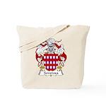 Soverosa Family Crest Tote Bag