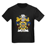 Souto Family Crest Kids Dark T-Shirt