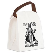 The Happy Cuckold Canvas Lunch Bag