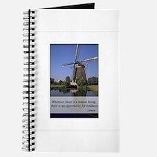 Windmill - Human Kindness Journal