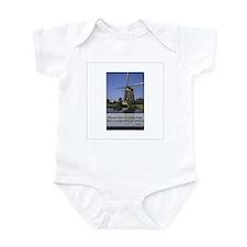 Windmill - Human Kindness Infant Bodysuit