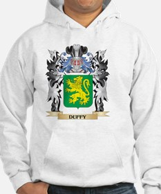 Duffy Coat of Arms - Family Cres Hoodie