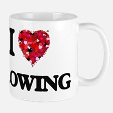I love Glowing Mug