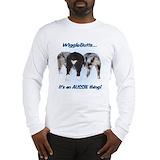 Australian Long Sleeve T-shirts