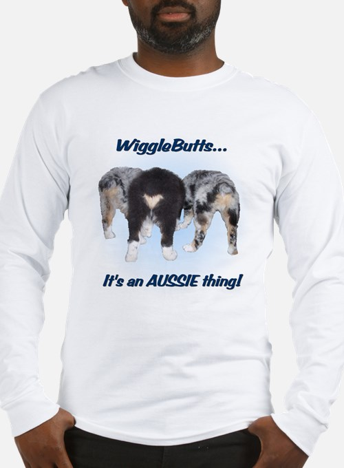 Wigglebutts Long Sleeve T-Shirt