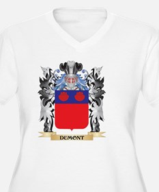 Dumont Coat of Arms - Family Cre Plus Size T-Shirt