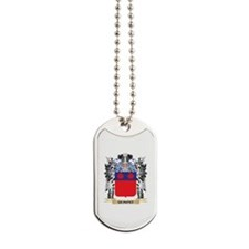 Dumont Coat of Arms - Family Crest Dog Tags
