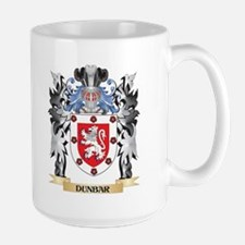 Dunbar Coat of Arms - Family Crest Mugs