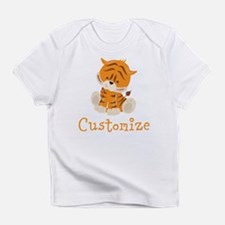Custom Baby Tiger Infant T-Shirt