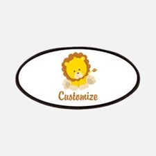 Custom Baby Lion Patch