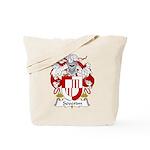 Severim Family Crest  Tote Bag