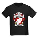 Severim Family Crest  Kids Dark T-Shirt