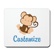 Custom Monkey Mousepad