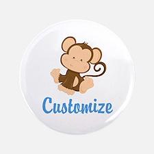 Custom Monkey Button