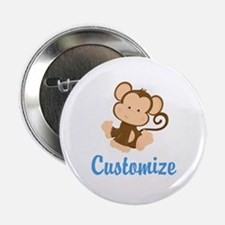 "Custom Monkey 2.25"" Button"
