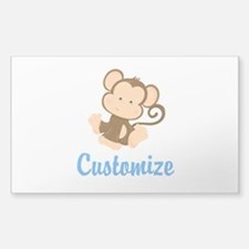 Custom Monkey Decal