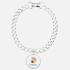 Custom Monkey Bracelet