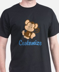 Custom Monkey T-Shirt