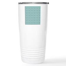 Elegant Pattern Travel Mug