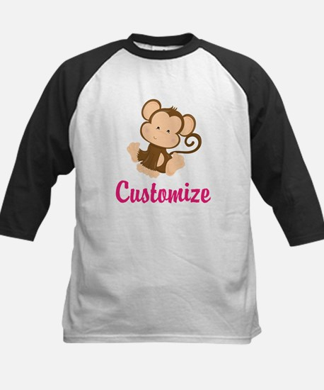 Personalize this adorable bab Kids Baseball Jersey