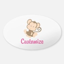 Personalize this adorable bab Decal