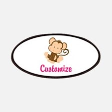 Personalize this adorable baby monkey w/your Patch