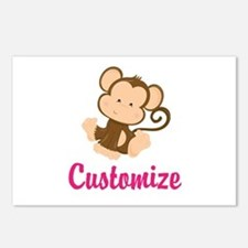 Personalize this adorable Postcards (Package of 8)