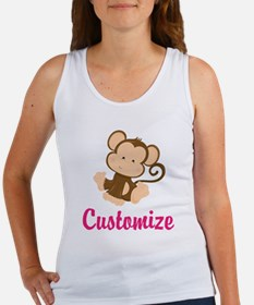 Personalize this adorable baby mo Women's Tank Top
