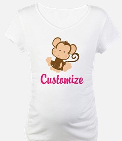 Personalize this adorable baby m Shirt