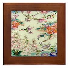 stainedglass73.jpg Framed Tile