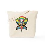 Rainbow Girls Tote Bag