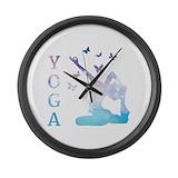 Yoga Giant Clocks