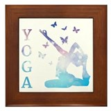 Yoga Framed Tiles